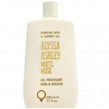Alyssa Ashley White Musk Bad- en Douchegel 500 ml