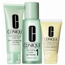Clinique Intro Kit Skin Type 1 Verzorgingsset 3 stuks
