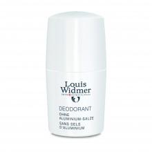 Louis Widmer Deodorant Roll-On Zonder Aluminiumzouten en parfum Deodorant Roll-on 50 ml