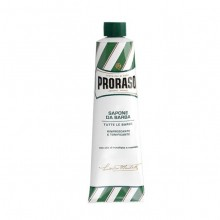 Proraso Green Shaving Cream in tube Scheercrème 150 ml