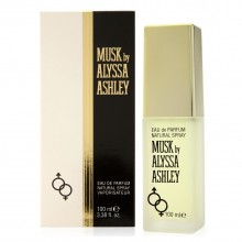 Alyssa Ashley Musk Eau de Parfum Spray 100 ml