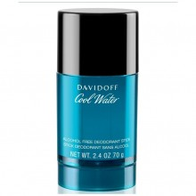 Davidoff Cool Water Man Deodorant Stick Alcoholvrij 75 gr