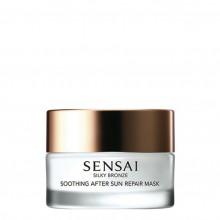SENSAI Silky Bronze Soothing After Sun Repair Mask Masker Aftersun 60 ml