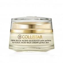 Collistar Pure Actives Glycolic Acid Rich Cream Dagcrème 50 ml