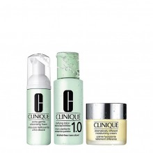 Clinique Extra Gentle Intro Kit Skine type 1, 2 Giftset 3 st