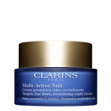 Clarins Multi-Active Nuit Nachtcrème 50 ml