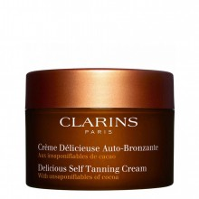 Clarins Creme Delicieuse Auto-Bronzante Zelfbruinende Crème 150 ml