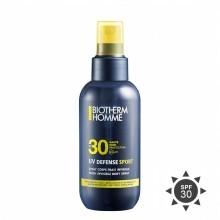 Biotherm Homme UV Defense Sport Body Zonnespray 125 ml