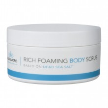 Mud & More Rich Foaming Bodyscrub (based on salt) 500 ml
