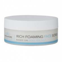 Mud & More Rich Foaming Face Scrub Gezicht scrub 150 ml