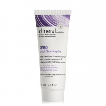 AHAVA SEBO Facial Cleansing Gel Reinigingsgel 75 ml