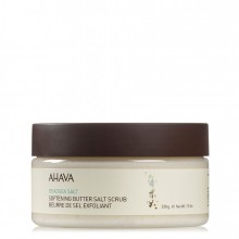 AHAVA Dead Sea Salt Softening Butter Salt Scrub Bodyscrub 220 gr.