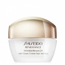 Shiseido Benefiance WrinkleResist24 Night Cream Nachtcrème 50 ml
