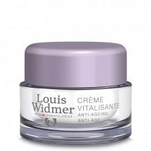 Louis Widmer Crème Vitalisante Zonder Parfum Nachtcrème 50 ml