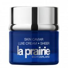 La Prairie Skin Caviar Luxe Cream Sheer Premier Dag- en Nachtcrème 50 ml