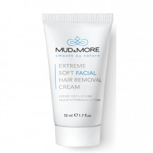 Mud & More Extreme Soft Facial Hair Removal Cream 50 ml