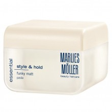 Marlies Moller Style & Hold Funky Matt Paste Modelleercreme 125 ml