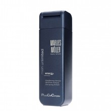 Marlies Moller Men Unlimited Strengthening Energy Shampoo 200 ml