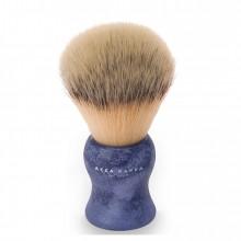 Acca Kappa Shaving Brush Blue Scheerkwast 1 st.