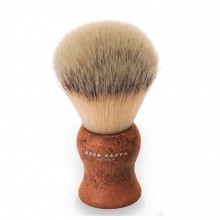 Acca Kappa Shaving Brush Brown Scheerkwast 1 st.