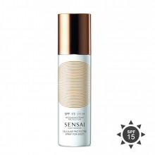 SENSAI Silky Bronze Cellular Protective Spray for Body Zonnespray 150 ml