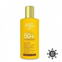 Louis Widmer Extra Sun Fluïd Zonder parfum Zonnefluïde 100 ml