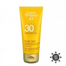 Louis Widmer Sun Gel 30 Met Parfum Zonnegel 100 ml