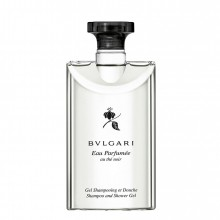 Bvlgari Eau Parfumée au Thé Noir Shampoo & Showergel 200 ml