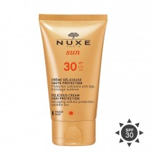 Nuxe Delicious Cream For Face Zonnecrème 50 ml