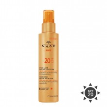 Nuxe Sun Milky Spray SPF 20 Medium Protection Zonnespray 150 ml