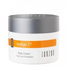 Janzen Orange 77 Body Cream Bodycrème 200 ml