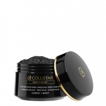 Collistar Nero Sublime Black Precious Scrub Bodyscrub 450 gr