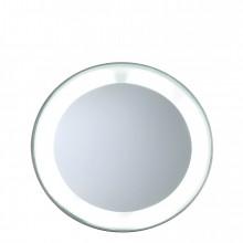 Tweezerman 15 x Vergrotende Mini Spiegel met LED Licht Spiegel 1 st