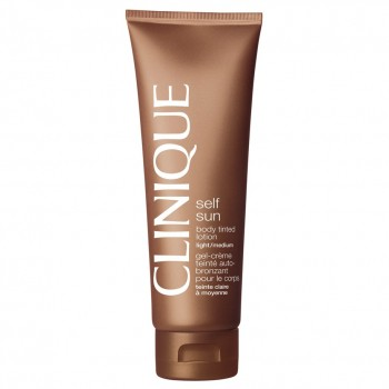 Clinique Body Tinted Lotion Light Medium Zelfbruinende