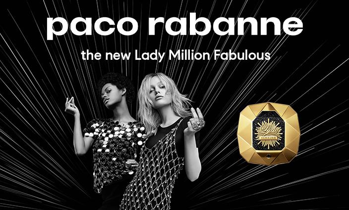 Paco Rabanne - Koop je parfum online bij Parfumswinkel