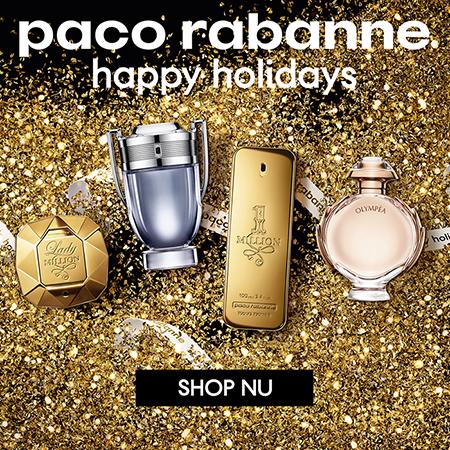 Ontvang een gift bij Paco Rabanne geuren